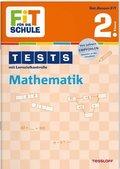 Tests mit Lernzielkontrolle. Mathematik 2. Klasse