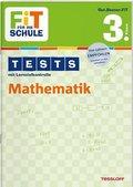 Tests mit Lernzielkontrolle. Mathematik 3. Klasse