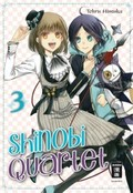 Shinobi Quartet - Bd.3
