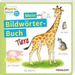 Mein Bildwörterbuch - Tiere
