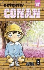 Detektiv Conan - Bd.87