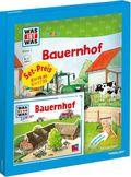 Bauernhof, m. Audio-CD - Was ist was junior Bd.1
