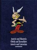 Asterix und Maestria. Obelix auf Kreuzfahrt. Asterix und Latraviata