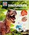 Dinosaurier, Rätseln und Stickern - Was ist was