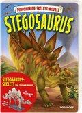 Dinosaurier-Skelett-Modell Stegosaurus