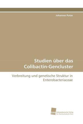 Studien über das Colibactin-Gencluster