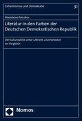 Literatur in den Farben der Deutschen Demokratischen Republik