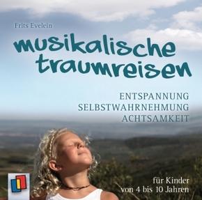 Musikalische Traumreisen, 1 Audio-CD