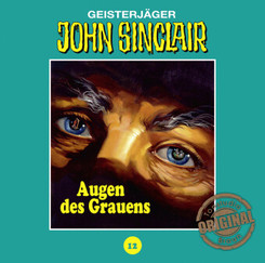 Geisterjäger John Sinclair, Tonstudio Braun - Augen des Grauens, Audio-CD