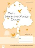 Mein Lernentwicklungs-Baum - 5 Mappen für die Klasse 1/2