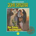 John Sinclair Tonstudio Braun - Der Totenbeschwörer, Audio-CD