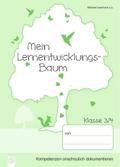Mein Lernentwicklungs-Baum - 5 Mappen für die Klasse 3/4