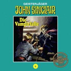 Geisterjäger John Sinclair, Tonstudio Braun - Die Vampirfalle, 1 Audio-CD - Tl.3