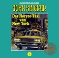 Geisterjäger John Sinclair, Tonstudio Braun - Das Horror-Taxi von New York, 1 Audio-CD