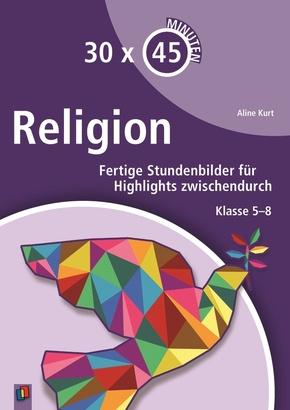 30 x 45 Minuten - Religion