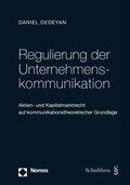 Regulierung der Unternehmenskommunikation
