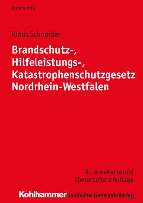 Brandschutz-, Hilfeleistungs-, Katastrophenschutzgesetz Nordrhein-Westfalen, Kommentar