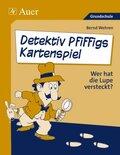 Detektiv Pfiffigs Kartenspiel