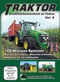 Traktor - Großflächentechnik im Fokus, 1 DVD - Vol.4