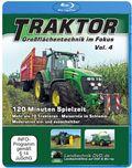 Traktor - Großflächentechnik im Fokus, 1 Blu-ray - Vol.4