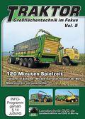 Traktor - Großflächentechnik im Fokus, 1 DVD