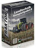 Landtechnik Komplettpaket 2, 5 DVDs