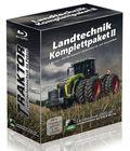 Landtechnik Komplettpaket 2, 5 Blu-rays