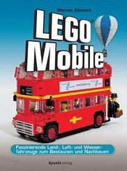 LEGO®-Mobile - Faszinierende Land-, Luft- und Wasserfahrzeuge zum Bestaunen und Nachbauen