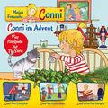 Meine Freundin Conni - Conni im Advent, 1 Audio-CD