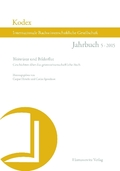 Kodex. Jahrbuch der Internationalen Buchwissenschaftlichen Gesellschaft 5 (2015)