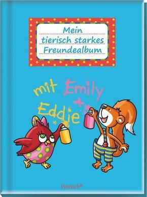 Mein tierisch starkes Freundealbum mit Emily + Eddie
