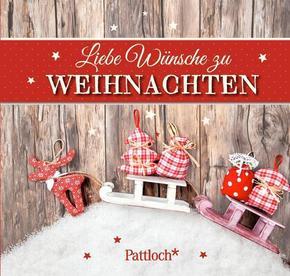 Liebe Wünsche zu Weihnachten