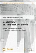Deutschland 25 Jahre nach der Einheit