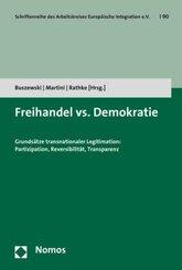 Freihandel vs. Demokratie