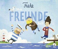 Fiete - Mein Freundebuch