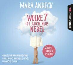 Wolke 7 ist auch nur Nebel, 4 Audio-CDs