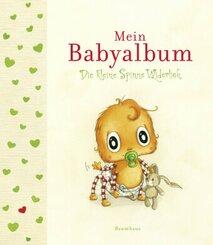 Die kleine Spinne Widerlich - Mein Babyalbum