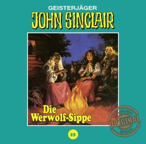 John Sinclair Tonstudio Braun - Die Werwolf-Sippe, Audio-CD - .1