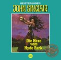 John Sinclair Tonstudio Braun - Die Hexe vom Hyde Park, 1 Audio-CD