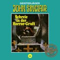 John Sinclair Tonstudio Braun - Schreie in der Horror-Gruft, 1 Audio-CD - Tl.2