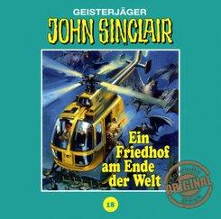 John Sinclair Tonstudio Braun - Ein Friedhof am Ende der Welt, 1 Audio-CD - Tl.2