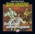 Geisterjäger John Sinclair - Der Kampf mit den Giganten, Audio-CD
