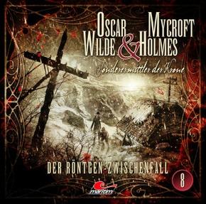 Oscar Wilde & Mycroft Holmes - Der Röntgen-Zwischenfall. Sonderermittler der Krone, Audio-CD