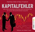 Kapitalfehler, 6 Audio-CD