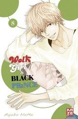 Wolf Girl & Black Prince - Bd.8
