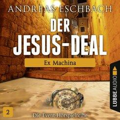 Der Jesus-Deal - Ex Machina, 1 Audio-CD