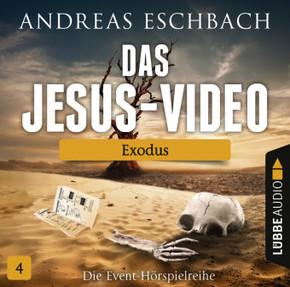 Das Jesus-Video - Exodus, Audio-CD