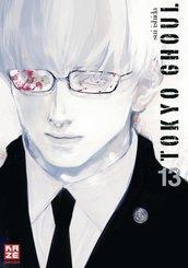 Tokyo Ghoul - Bd.13