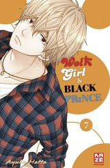 Wolf Girl & Black Prince - Bd.7