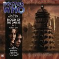 Doctor Who: Blood of the Daleks Part 1, Audio-CD